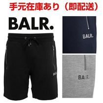 BALR Sweat Cotton Shorts