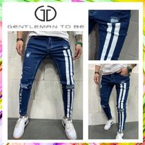 Gentleman To Be Street Style Jeans