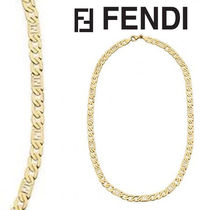 FENDI Metal Necklaces & Chokers