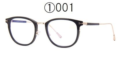 TOM FORD Unisex Oval Eyeglasses