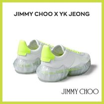 Jimmy Choo Casual Style Blended Fabrics Street Style Collaboration