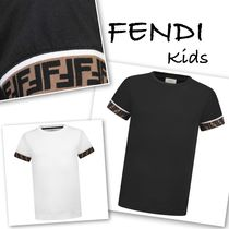 FENDI Unisex Petit Kids Girl Tops