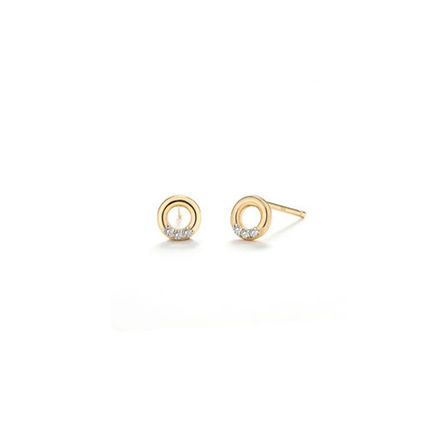 Costume Jewelry Casual Style Party Style 14K Gold