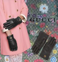 GUCCI 【GUCCI】Plain Leather Party