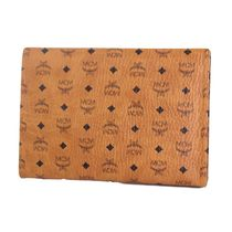 MCM Leather Clutches