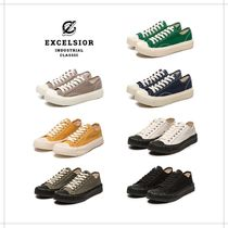 EXCELSIOR Unisex Low-Top Sneakers