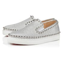 Christian Louboutin Casual Style Blended Fabrics Plain Office Style