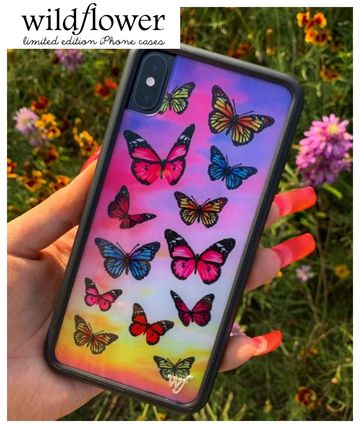 Street Style iPhone XR Logo Smart Phone Cases
