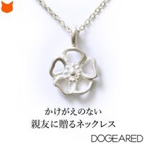 Dogeared Casual Style Silver Elegant Style Formal Style