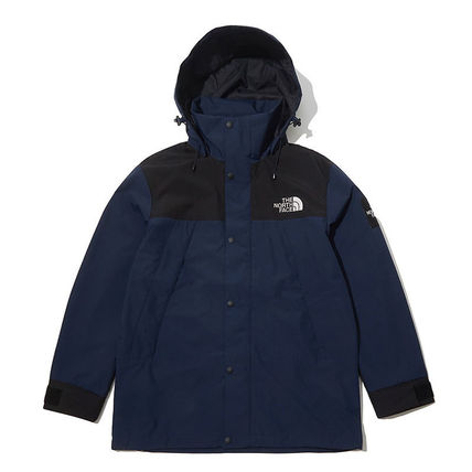 THE NORTH FACE VAIDEN Logo Unisex Plain Street Style Jackets