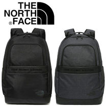 THE NORTH FACE Casual Style Unisex Street Style Plain Backpacks