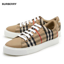 Burberry Other Check Patterns Casual Style Street Style