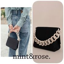 mint&rose. Casual Style Elegant Style Shoulder Bags