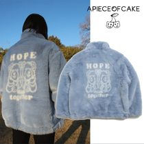 A PIECE OF CAKE Street Style Outerwear