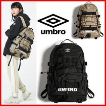 UMBRO Casual Style Unisex A4 Satchels