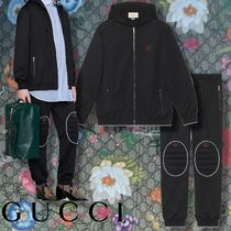 GUCCI 【GUCCI】 Oversize technical jersey jacket & track bottoms