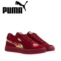 PUMA Street Style Collaboration Kids Girl Sneakers