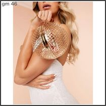 ASOS 2WAY Chain Plain Party Style Elegant Style Party Bags