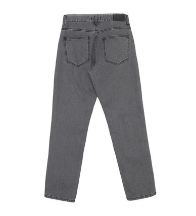 OPEN THE DOOR More Jeans Unisex Street Style Plain Cotton Jeans 3
