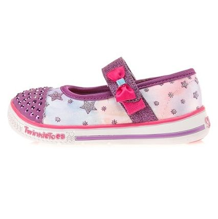 SKECHERS Kids Girl Ballet Flats