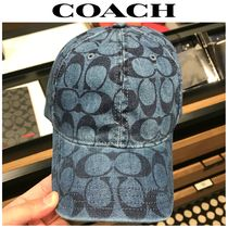 Coach SIGNATURE Wide-brimmed Hats