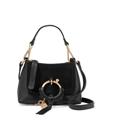 Casual Style 2WAY Leather Shoulder Bags