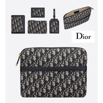 Christian Dior Unisex Blended Fabrics Travel Accessories