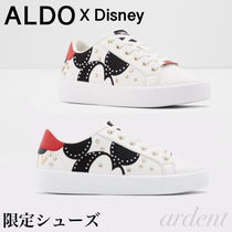 ALDO Round Toe Rubber Sole Casual Style Studded Collaboration