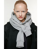 ANOTHERYOUTH Unisex Street Style Plain Scarves