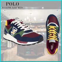 Ralph Lauren Leather Sneakers