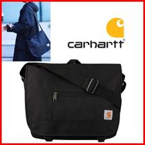 Carhartt Casual Style Unisex Street Style Shoulder Bags
