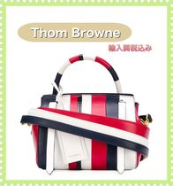 THOM BROWNE Casual Style 2WAY Leather Party Style Elegant Style