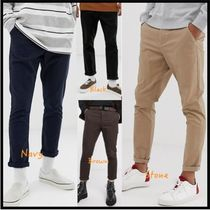 ASOS Tapered Pants Street Style Plain Tapered Pants