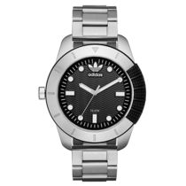 adidas Casual Style Unisex Round Quartz Watches Stainless