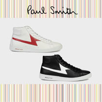 Paul Smith Plain Leather Sneakers