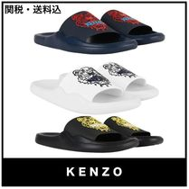 KENZO Casual Style Plain Sandals