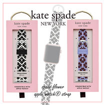 kate spade new york Casual Style Silicon Apple Watch Belt Watches
