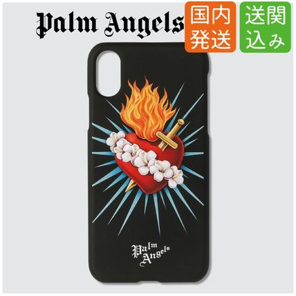 Heart Street Style iPhone XS Logo Smart Phone Cases