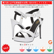 G BY GUESS Open Toe Casual Style Pin Heels Heeled Sandals