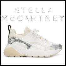 Stella McCartney Logo Low-Top Sneakers