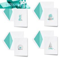 Tiffany & Co Unisex Greeting Cards