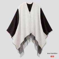 UNIQLO Knit & Fur Scarves