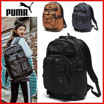 PUMA Casual Style Unisex Street Style A4 Satchels