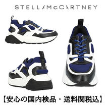 Stella McCartney Faux Fur Street Style Sneakers