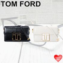 TOM FORD Casual Style Street Style 2WAY Other Animal Patterns Leather