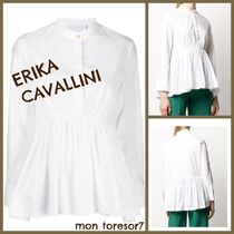 ERIKA CAVALLINI SEMI-COUTURE Casual Style Office Style Elegant Style Shirts & Blouses