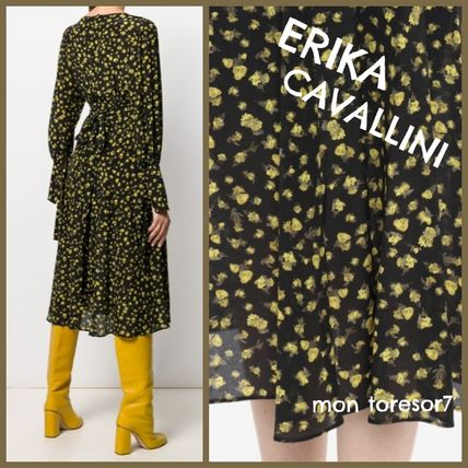 Casual Style Office Style Elegant Style Dresses