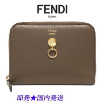 FENDI BY THE WAY Leather Folding Wallets