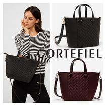 CORTEFIEL Casual Style Nylon 2WAY Bold Bags