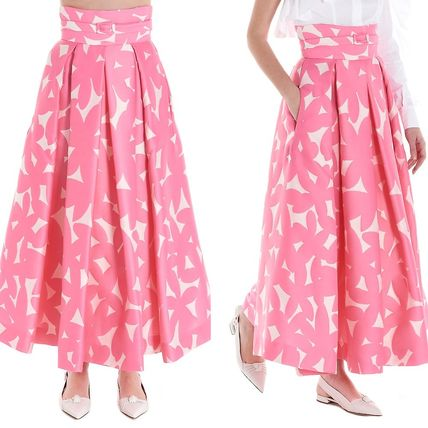 Casual Style Party Style Skirts